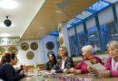 Kaffeeklatsch der Diana Damen