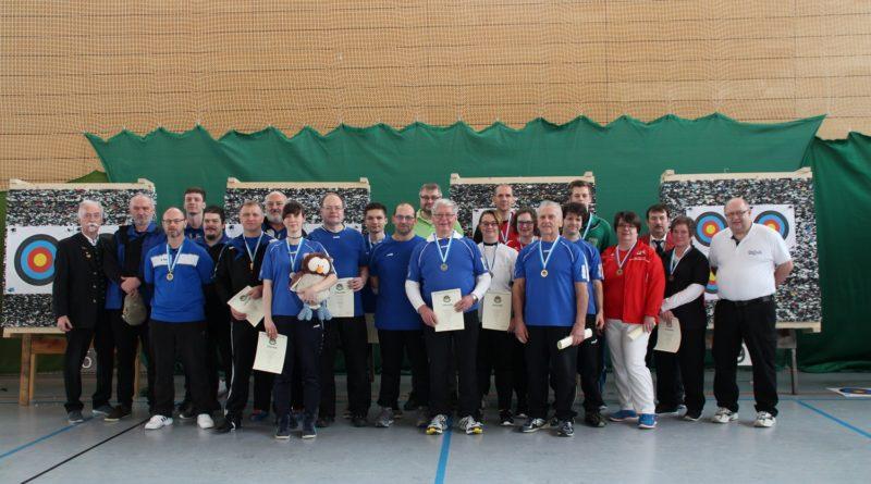 Landesmeisterschaft Halle 2019 in Schwarzenfeld