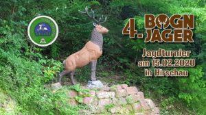 4. BOGN JAGER Jagdturnier @ 3D-Bogenparcours