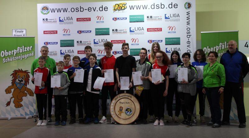 OSB Jugendrangliste Halle 2020 Finale
