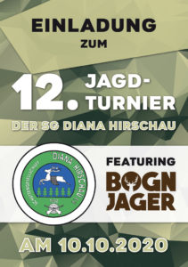 12. Jagdturnier SG DIANA Hirschau