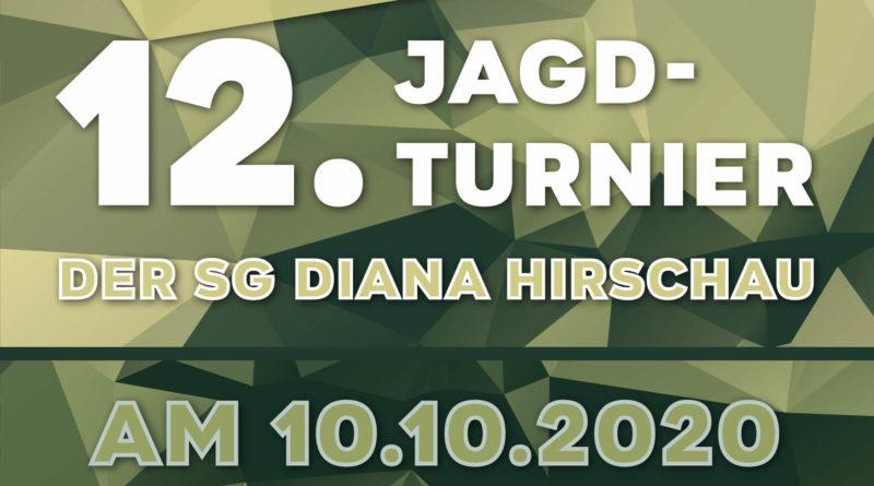 12. Jagdturnier der SG DIANA Hirschau