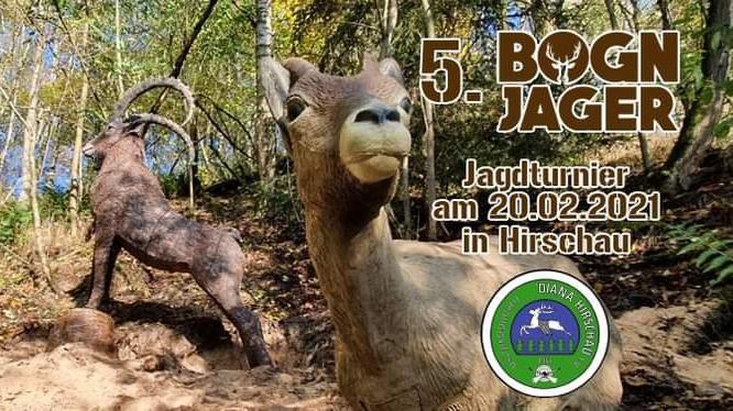 5. Jagdturnier BOGN JAGER | SG Diana Hirschau (ausgebucht)