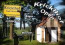 """Ausschreibung """"Kricklhof-Open"""""""