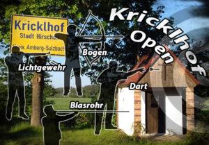 Kricklhof-Open @ Bogenplatz | Hirschau | Bayern | Deutschland